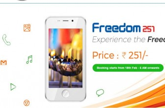 Launch of 'Freedom 251' priced at Rs 251 makes mobile phone industry cry foul, says rate should be Rs 3,500