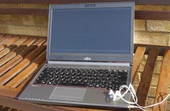 Review: Fujitsu LifeBook E736