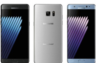 Samsung Galaxy Note 7 press renders leak reveals three color options, dual curve display and iris scanner