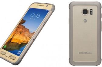 Samsung Announces The Galaxy S7 Active