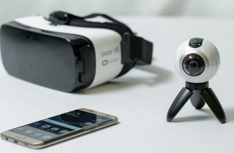 Shoot your own VR flicks: Samsung's Gear 360 out now in Australia
