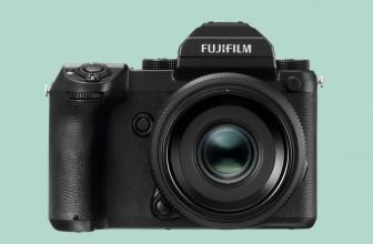 Photokina 2016: Fuji goes Medium Format with the GFX 50S