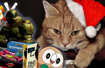 Bah humbug! 10 games to help you survive the holidays
