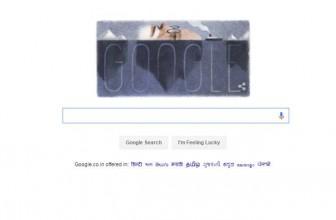 Google doodle on Sigmund Freud, Father of Modern Psychology