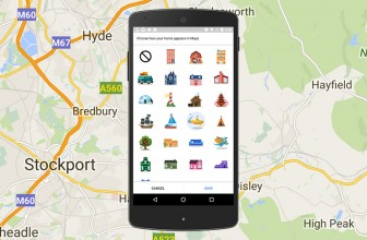 Google now lets you put stickers on Maps