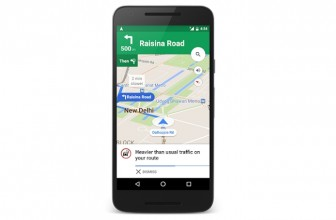 Google Maps adds new traffic alerts for India, to tell how long you'll be stuck in a jam