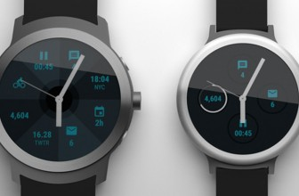 Google Nexus smartwatch leaked renders show circular design and customizable watch faces