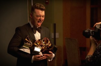 GoPros inside Grammy Awards will put you onstage with the winners