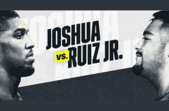 Joshua vs Ruiz Jr live stream: how to watch tonight's big fight from anywhere