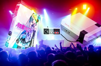 An anime voice synthesizer and an NES headline this year's hottest tour