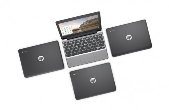 HP's touchscreen Chromebook will run your favorite Android apps