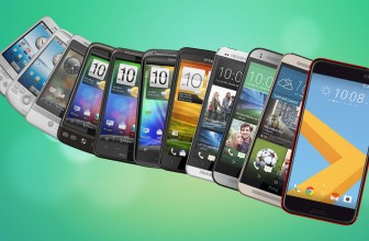Counting to 10: the headline hits and flagship flops from HTC