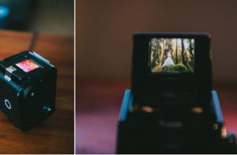 I Used a Smartwatch to Turn a Vintage Camera Into a Digital Slideshow