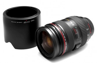Throwback Thursday: the Canon EF 24-70mm F2.8L