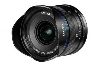Venus Optics announces spec and price for 7.5mm F2 Micro Four Thirds lens