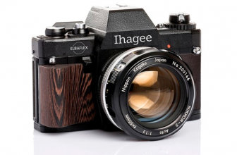This Kickstarter wants to revive the Ihagee Elbaflex film camera in Nikon F-mount
