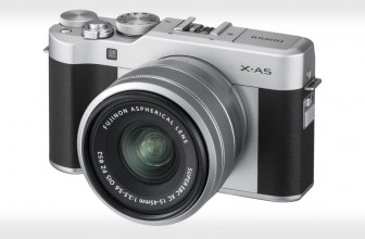 Fujifilm Unveils the X-A5: Lightweight, Phase-Detect AF, and 4K Video