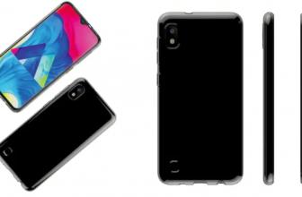 Samsung Galaxy A10 Renders Leak, Fingerprint Scanner Missing