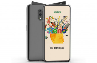 Oppo's next phone has a wedge-shaped pop-up camera