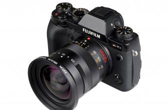 Kipon shares new details of upcoming 12mm F2.8 lens for Fujifilm X-mount cameras