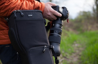 Think Tank Photo releases Digital Holster 150, a waist holster for super-tele zooms