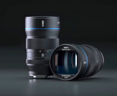 Sirui announces 35mm F1.8 1.33x anamorphic lens is on the way