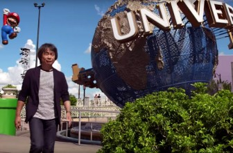 Here's how Nintendo will bring its games to life at theme parks