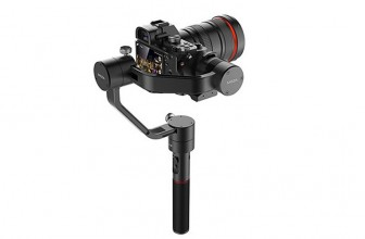 Gudsen launches Moza Air 3-axis powered stabilization system