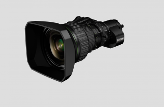 Fujinon UA24x7.8, the world's smallest and lightest 4K 2/3″ broadcast ENG lens