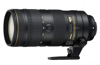 Nikon's official D850 lens recommendation list