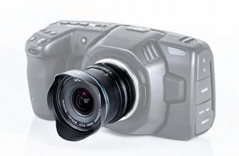 Venus Optics adds Micro Four Thirds version of its 9mm F2.8 Zero-D lens