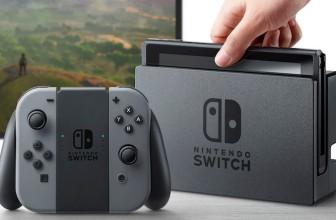 Nintendo Switch to Use USB Type-C Charging According to Retailer
