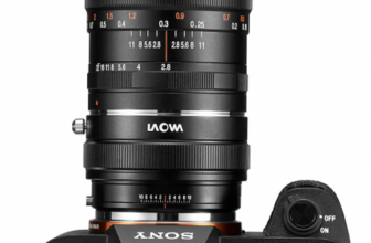 Go full tilt with the Laowa Magic Shift Converter for Sony Full Frame E-mount cameras