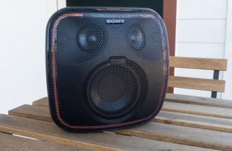 Sony SRS-XB501G Portable Wireless Speaker review