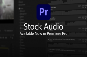 Adobe's Stock Audio brings royalty-free music to Premiere Pro CC