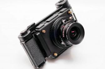 Chroma Cameras' 679 camera system turns medium format modular