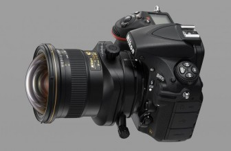 Nikon unveils its widest tilt-shift lens yet