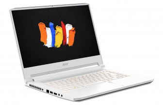 Acer brings NVIDIA's Quadro RTX 5000 to its ConceptD 7 laptop