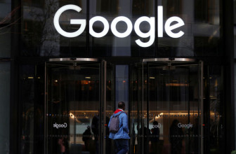 Google Workers Protest Company's 'Brute Force Intimidation'