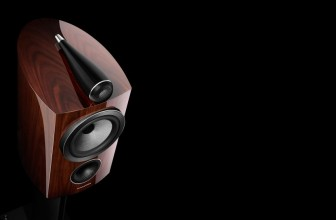 Bowers & Wilkins Prestige Edition speakers have an even prettier finish