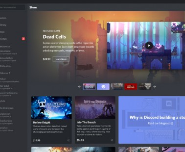 Discord Store for PC Games Launched Globally