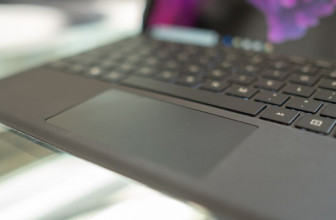 Surface keyboard could be slimmed down using haptic feedback