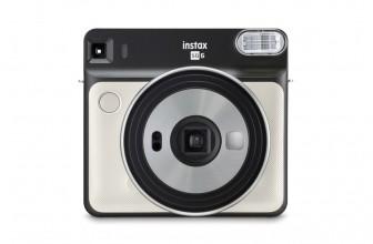Fujifilm Instax Square SQ6 goes analog