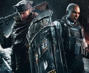 Meet the new Rainbow Six Siege operators coming in Operation Grim Sky