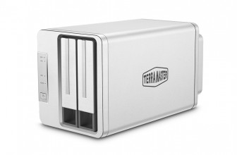 TerraMaster F2-220 NAS review