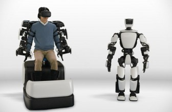 Toyota's new T-HR3 robot is basically a symbiotic humanoid helper-bot
