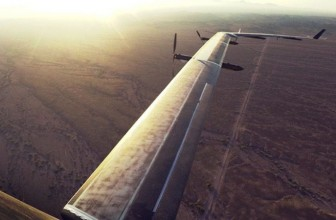 Facebook is making a helicopter drone that delivers internet during disasters