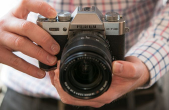 Hands on: Fujifilm X-T30 review