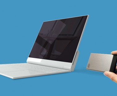 The first ever truly upgradable laptop has a card up its sleeve