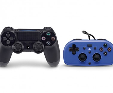Sony's Mini Wired Gamepad for PS4 Is Made for Children